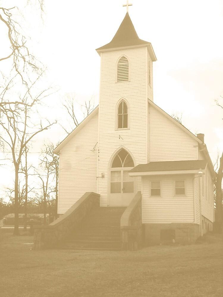 Old Church by TigerFan