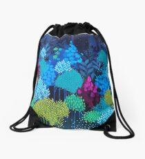 twilight Drawstring Bag