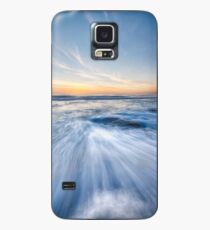 Sunrise at the Friendly Beaches Case/Skin for Samsung Galaxy