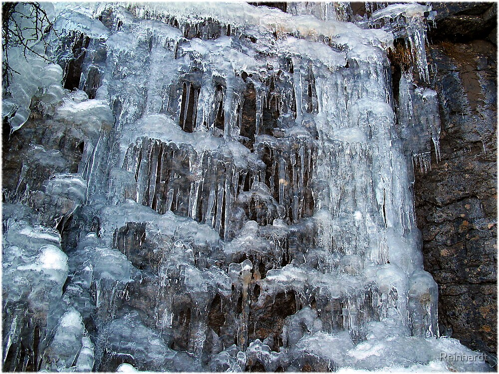 Icicles by Reinhardt