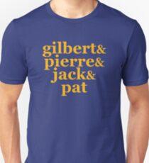 Buffalo Hockey Greats Unisex T-Shirt f64c9ca41
