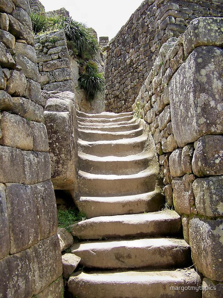 Stairway of the Gods by margotmythpics