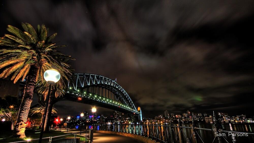 Sydney Harbour Bridge by Sam  Parsons