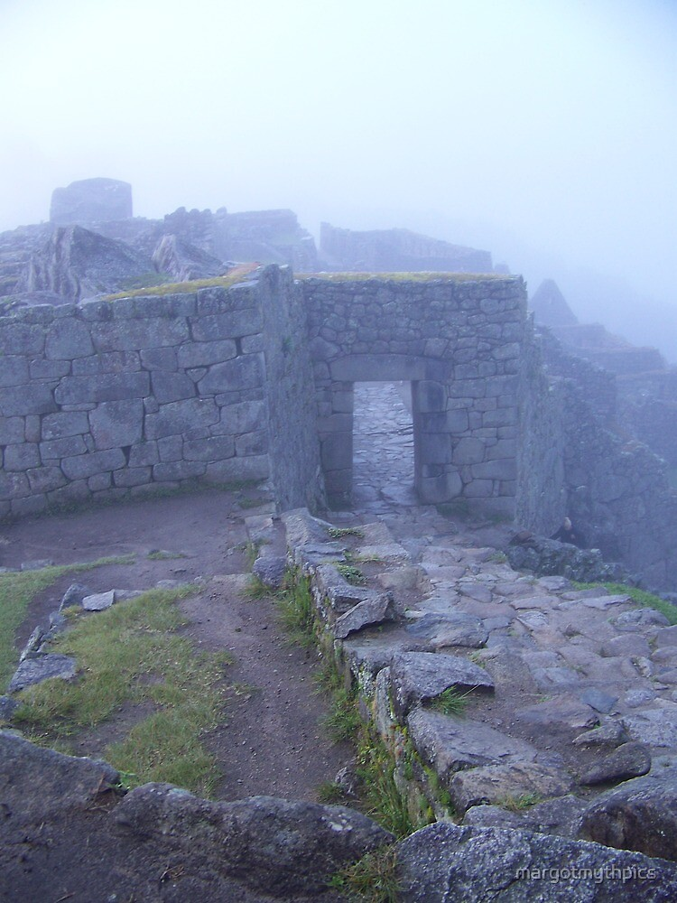 Misty Mountian Top by margotmythpics