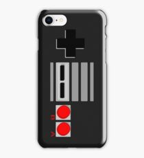 NES - Nintendo Entertainment System 2nd Design iPhone Case/Skin