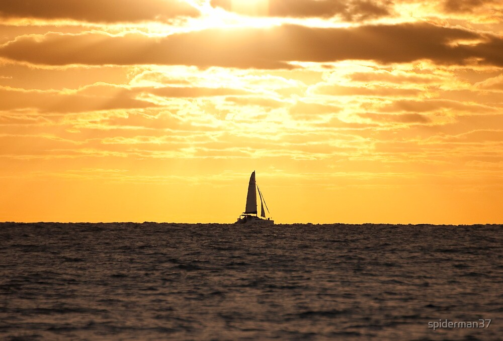 Sailing Home - Australia by spiderman37