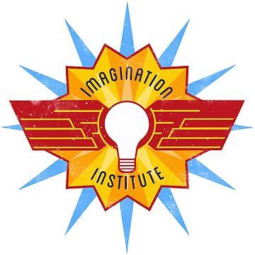 Imagination Institute by Pop-Tacular