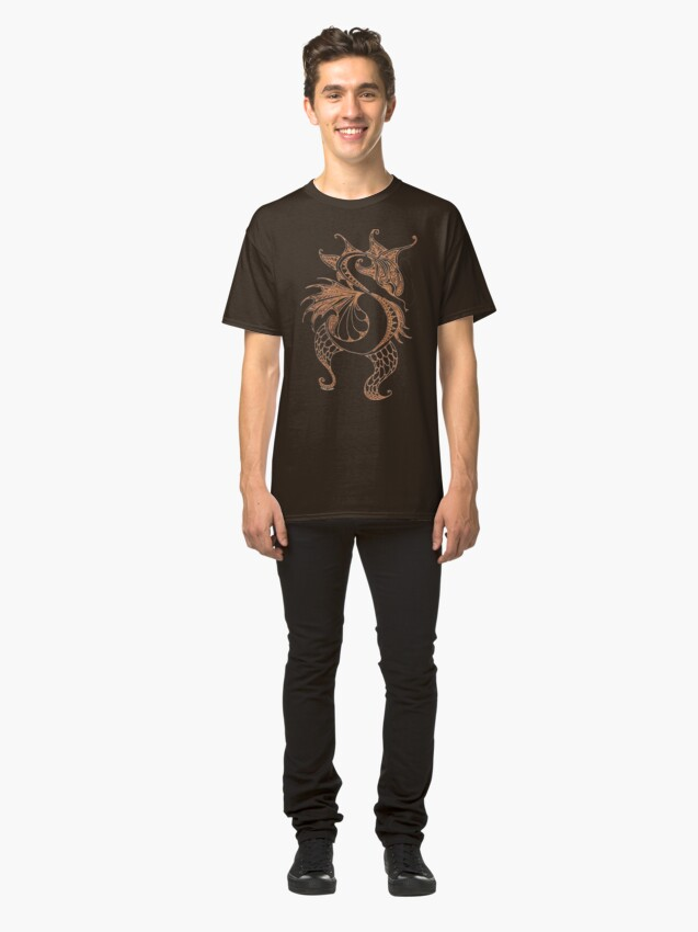 Alternate view of sn01(3) Classic T-Shirt