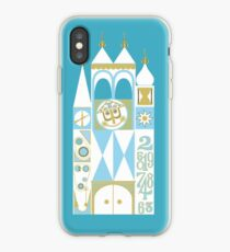 it's a small world! iPhone Case