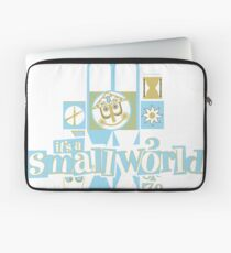 it's a small world! Laptop Sleeve
