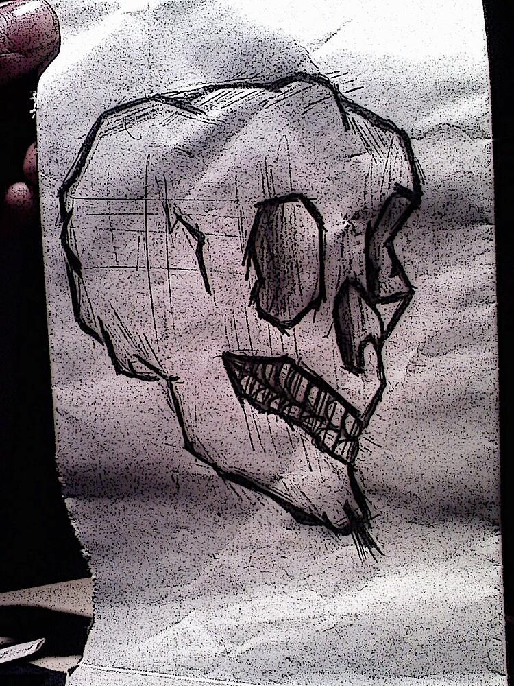 Bord Skull by Jonathan  Garcia