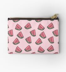 Kawaii Watermelon Pattern Studio Pouch