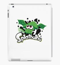 Splathulhu iPad Case/Skin