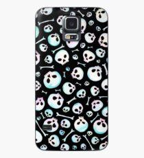 Cute skulls / spooky graveyard pastel goth Case/Skin for Samsung Galaxy