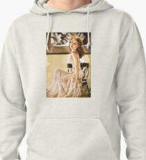 Rita Hayworth Pullover Hoodie