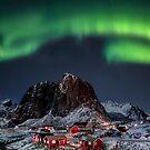 Dancing Lights by John Dekker