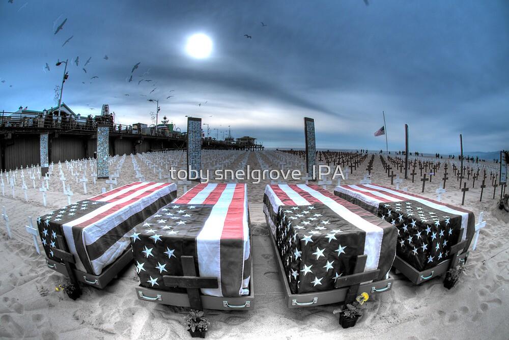 Beachside Memorial by toby snelgrove  IPA