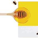 Honey honey bee by mayomy