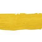 yellow paint by mayomy