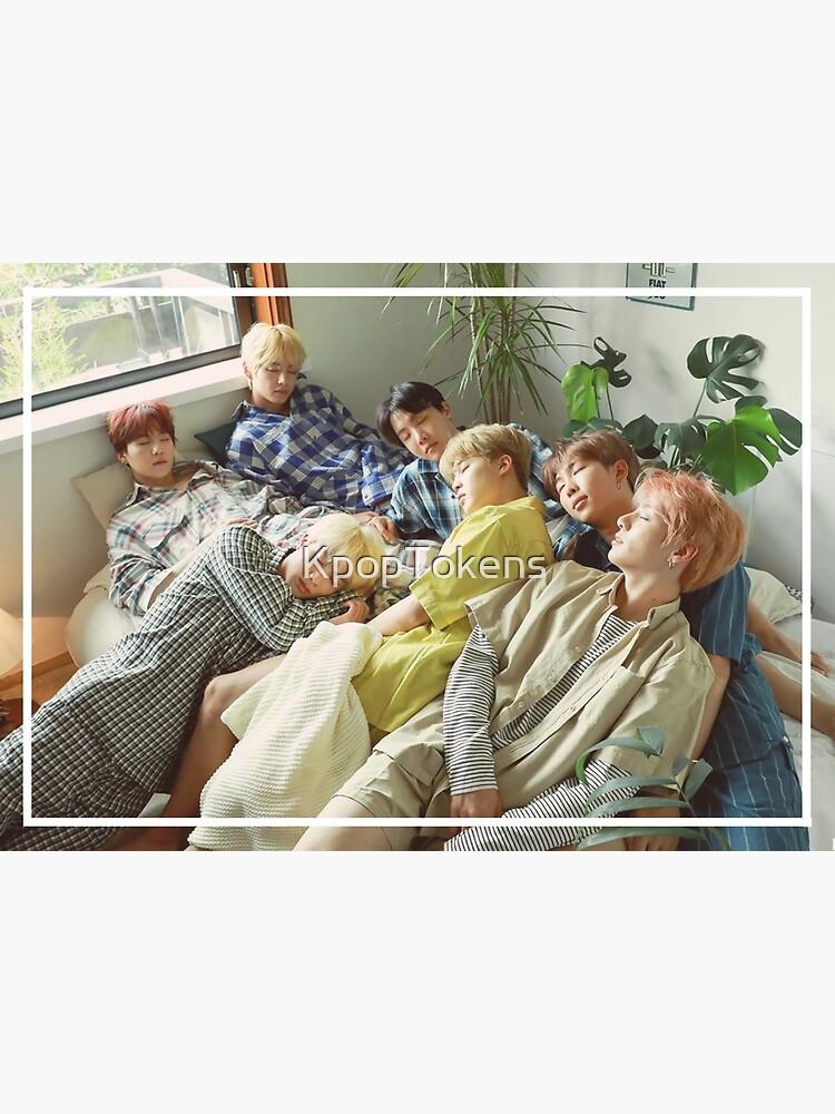 Sueño - Foto linda del grupo BTS - SG 2019 de KpopTokens