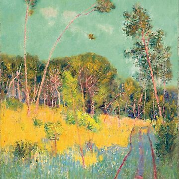 A clearing in the forest - John Peter Russell by themasters