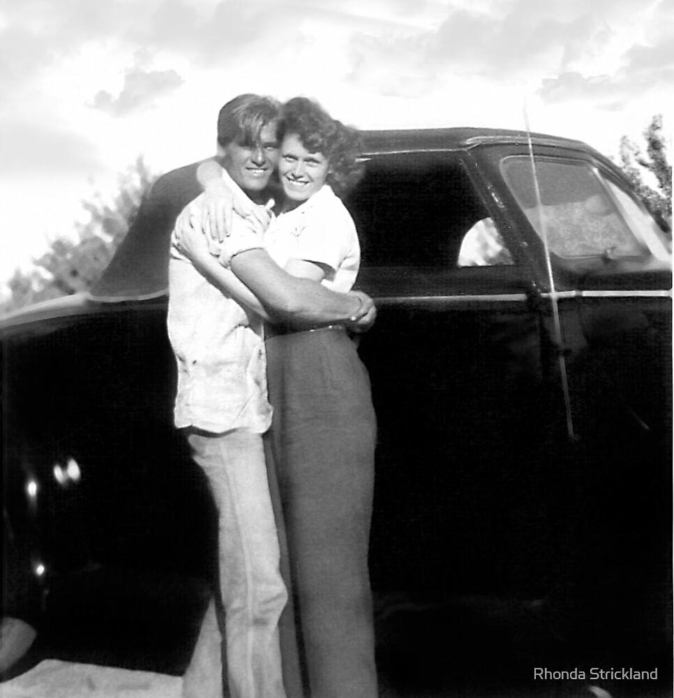 Johnny & Nell in Love by Rhonda Strickland