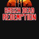 « Breizh Dead Redemption » par 2NEUF