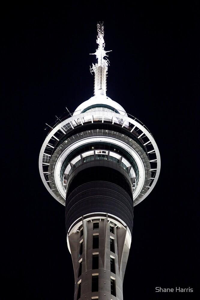 Auckland Sky Tower by Shane Harris