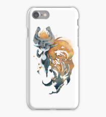 Midna Watercolor Design iPhone Case/Skin