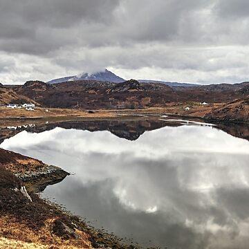 Loch Inchard by VoluntaryRanger