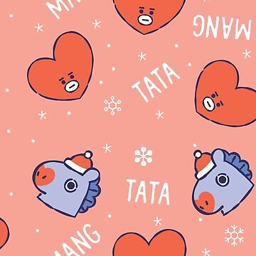 BT21 Let It Snow - Mang + Tata by ZeroKara