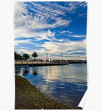 Eastern Beach Geelong Poster