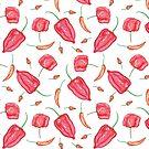 «¡Picante! Blanco» de pitaya-roja