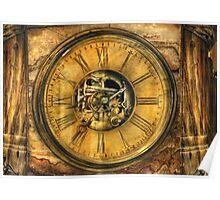 Clockmaker - Clock Works Poster