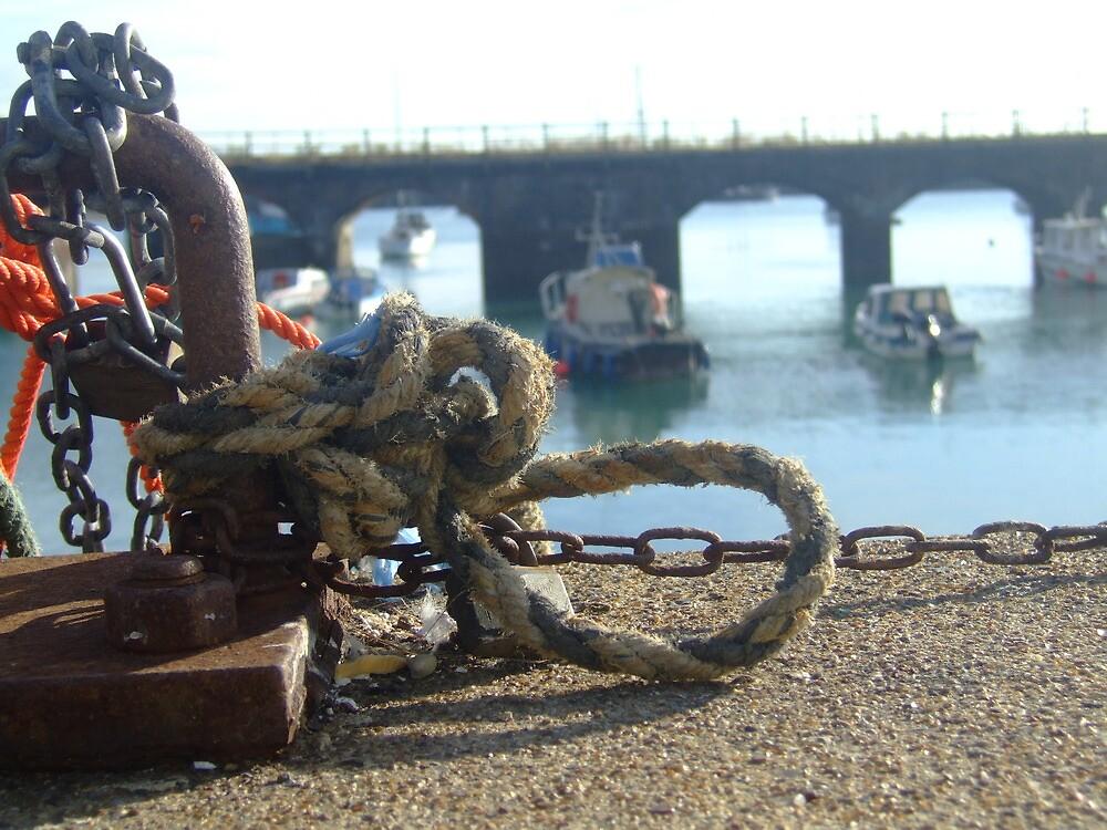 the harbour - folkestone by kenkrash