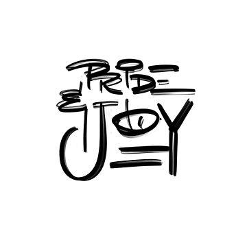 Pride & Joy - Black Version by Thir