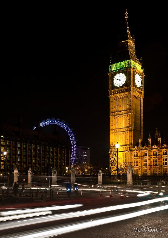 The City of London by Mario Curcio