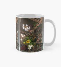 Window of Flowers Mug