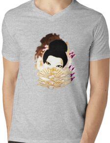 Versteck dich Mens V-Neck T-Shirt
