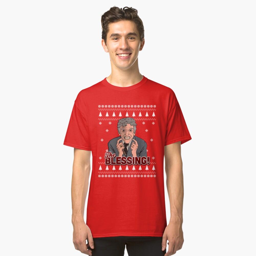 ¡La bendición! Camiseta clásica