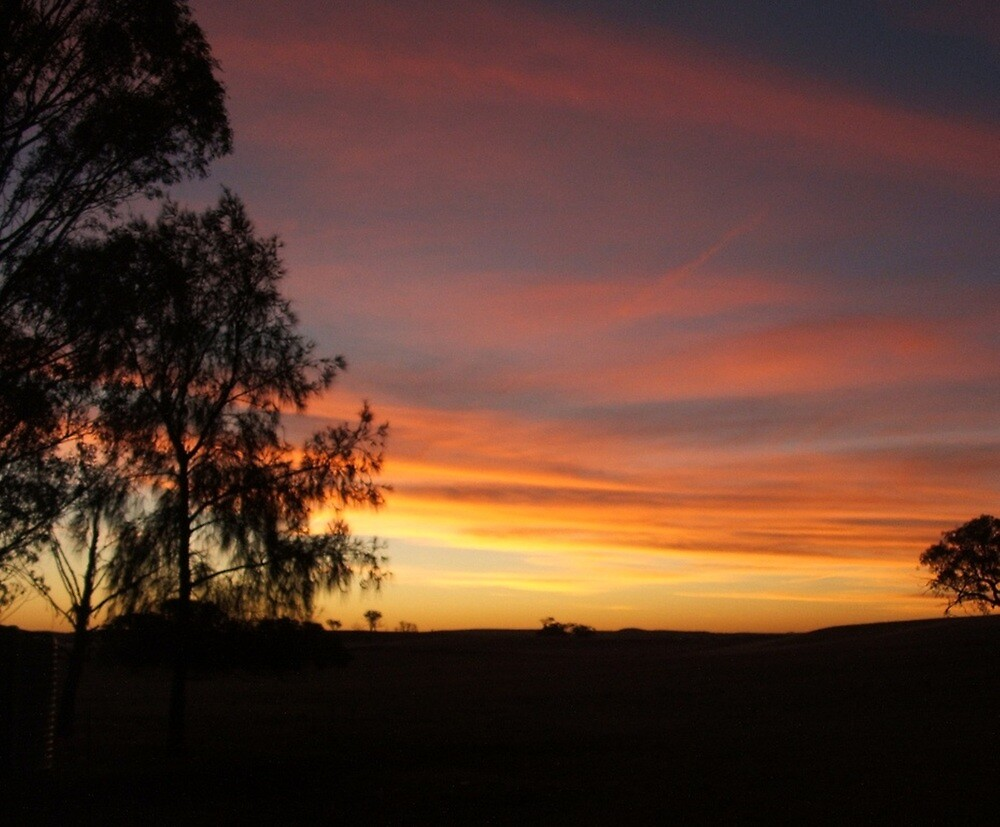 Australian Sunset.9 by shaldema1