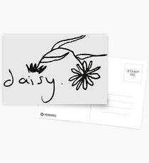 Daisy Postcards