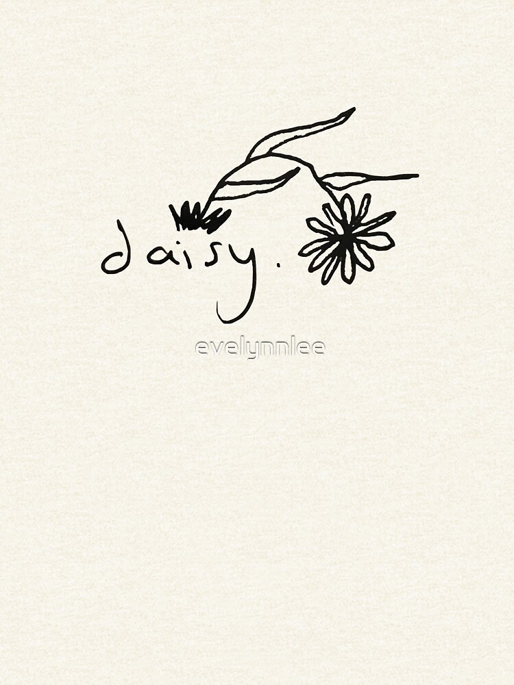 Daisy by evelynnlee