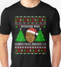 Christmas Sweaters Painting Mixed Media T Shirts Redbubble