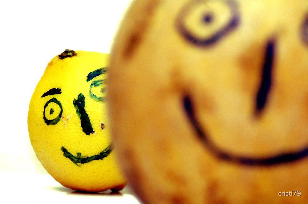 A curios lemon by cristi79