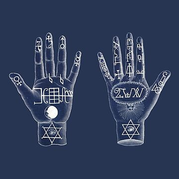 Magical Art Palmistry by nekhebit
