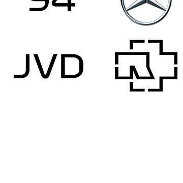 JVD 94 Racer Shirt by F1Dynamics