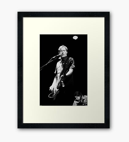 The Frank And Walters Framed Print