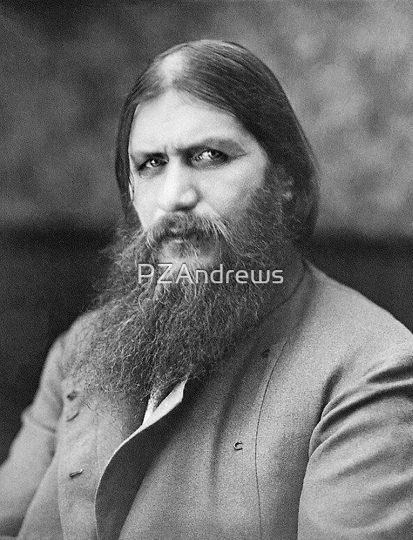 Grigori Yefimovich Rasputin by PZAndrews