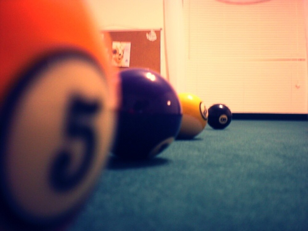 8 ball by Erica Sprouse